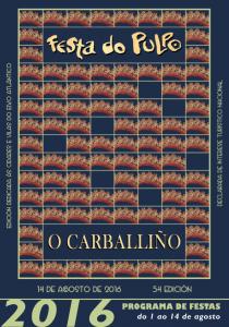 Festa do Pulpo do Carballiño 2016 @ Carballiño