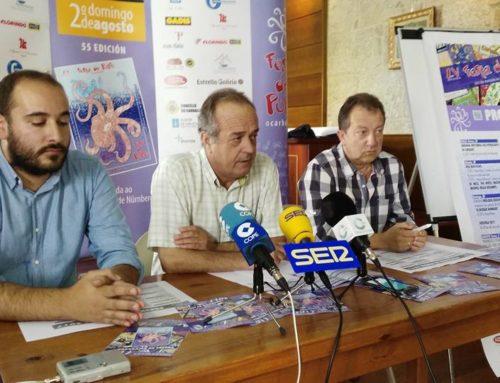 Presentación Programa y Cartel Festa do Pulpo 2017
