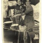 Aurora Baranda e Paz Baranda, San Benito 1959