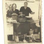 Pepita Baranda, Dolores González, San Froilán 1957