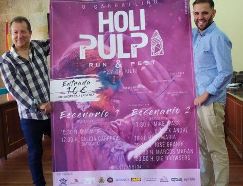 3ª edición do Holi Pulpo
