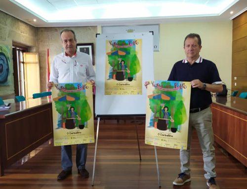 Presentación do cartel da LVII FESTA DO PULPO