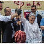 Presentación do Cartel da Festa do Pulpo dedicado a Asturias