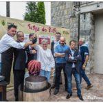 Presentación do Cartel da Festa do Pulpo dedicado a Asturias - Foto de Pulpo