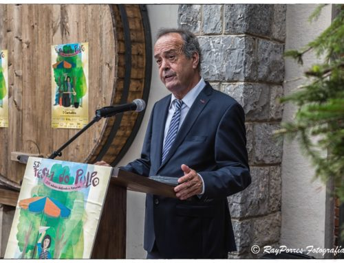 Presentación da Festa Do Pulpo 2019
