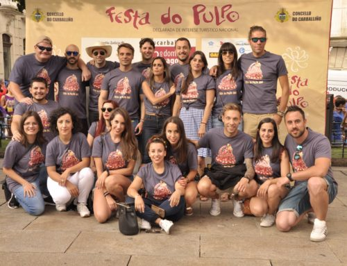 Concurso de camisetas Festa do Pulpo 2019
