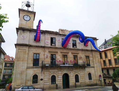 El Ayuntamiento de O Carballiño cambia la celebración de la «Festa do Pulpo» por una semana gastronómica en la villa entre lo 3 y el 9 de agosto, con el pulpo a la feria como protagonista.