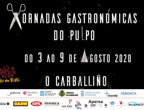 Presentación de las Jornadas Gastronómicas del Pulpo
